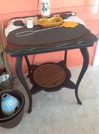 Accent Table $ 50.00
