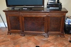 "High Quality Sideboard/Credenza 76"" Wide X 19 1/2"" Deep X 34"" Tall"