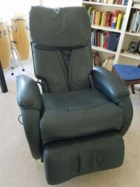 Massage Chair Recliner - a very expensive piece - hardly used. Micro-Touch. Pre-Sale on this item. Call if interested.