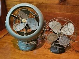 Great Vintage Fans