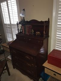 Lillian Russell drop front desk