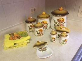 the vintage mushrooms from sears