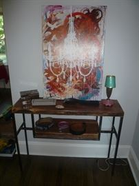 Furniture piece not for sale