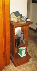 lots of small book shelves