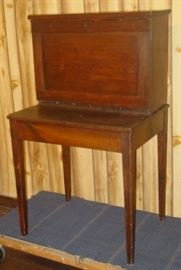 1860's Civil War Officer's Field Desk