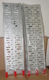 Steel Folding Ramps