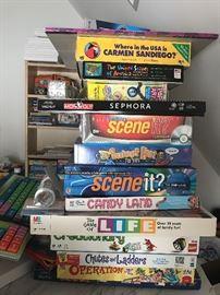 Games - $3 Each