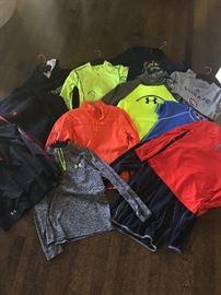 Boys Nike and Under Armour clothing - Size Youth Medium & Large  $8
