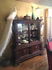 Antique China/display cabinet