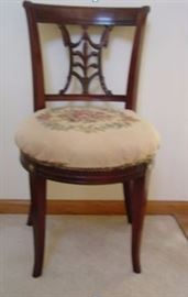 vintage dining room chair, 4 available