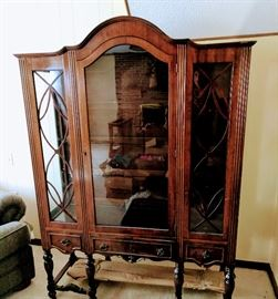 Stunning Curio Cabinet