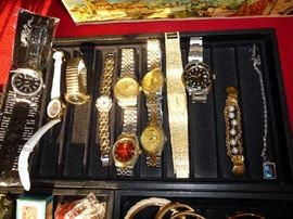 WATCHES, FAUX ROLEX WATCHES