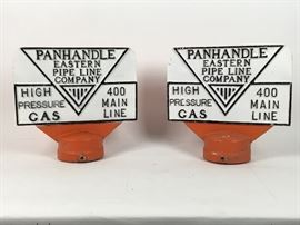 Panhandle Eastern Pipe Line Markers