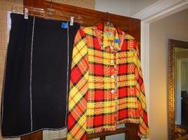 St. John's Jacket and skirt