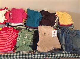 Ladies Clothes sizes 4-9 M-XL
