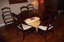 Castle Bromwich Table
