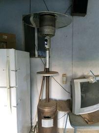 Outdoor-Type Propane Heater