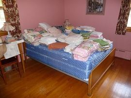 Linens and Bed