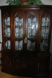 Pennsylvania House China cabinet.