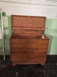 Deep Cedar chest