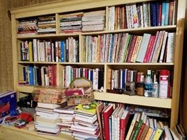 books cookbooks galore