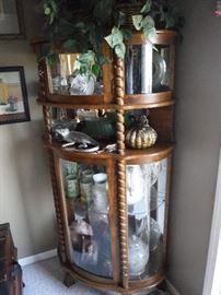 Beautiful Curio Cabinet