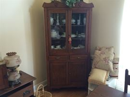 Antique Kitchen Cabinet