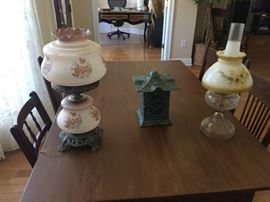 Gone With Wind Lamps