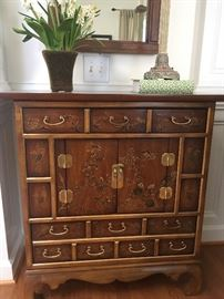 Ornate Heritage 2 door 2 drawer Cabinet
