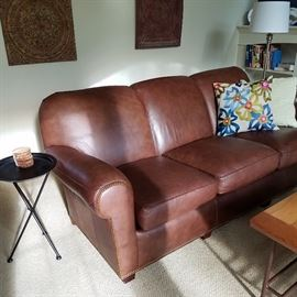 The other Hancock & Moore sofa