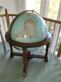Original B.Dalton Globe by Replogle - 32""