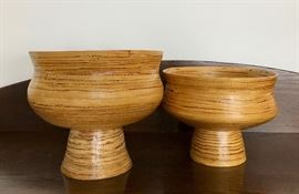 Hand Turned Bowls
