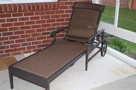 Sunrella Lounge Chair