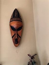 African Mask #6