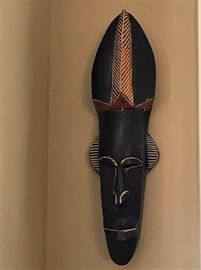African Mask #5