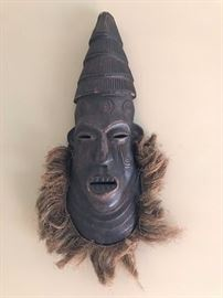 African Mask #7
