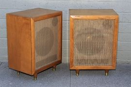 Acousticraft Mid-Century Speakers