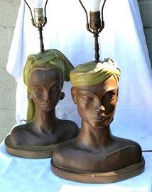 REGLOR Mid-Century Lamps