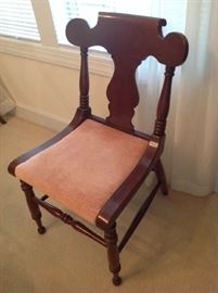 Antique Dining Table Chair Picture
