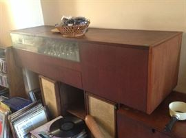 Mid Century Modern Floating Credenza - price available soon.  Accepting Offers !!