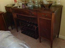Antique Buffet $ 320.00