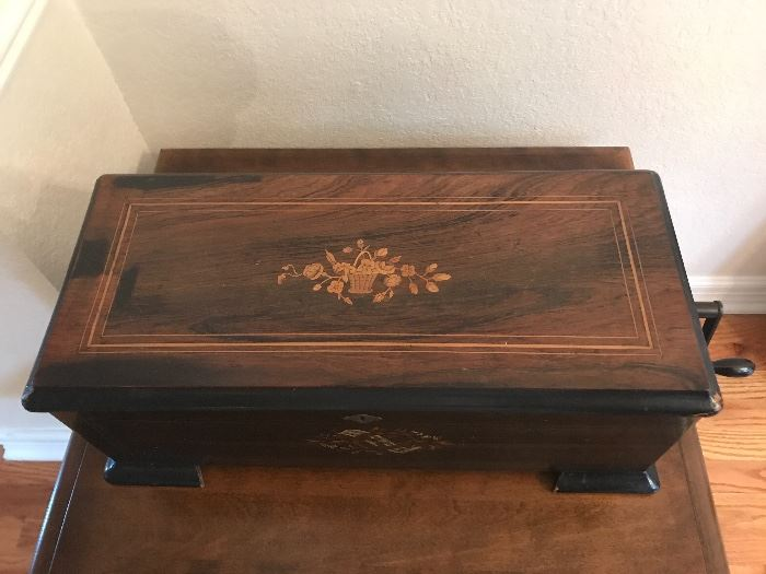 german music box