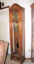 Howard Miller,   Joseph Grandfather clock  reserve $500
