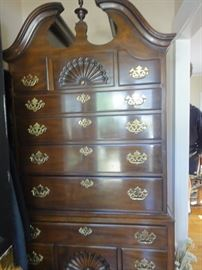 Drexel Highboy
