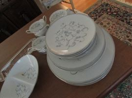 Set of china for six