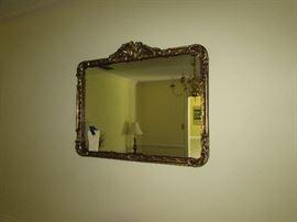 VIntage DR mirror