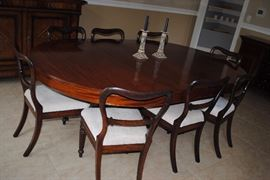 Chairs only. Table NFS
