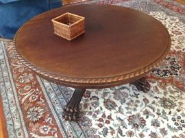 Antique Coffee Table $ 180.00