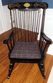 Nice rocking chair
