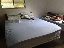 Sleep Number Queen Size Bed